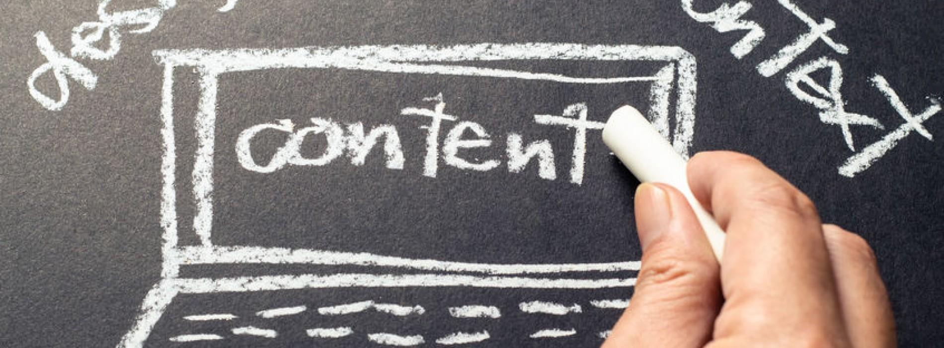 Content Marketing – główny trend w marketingu online 2016