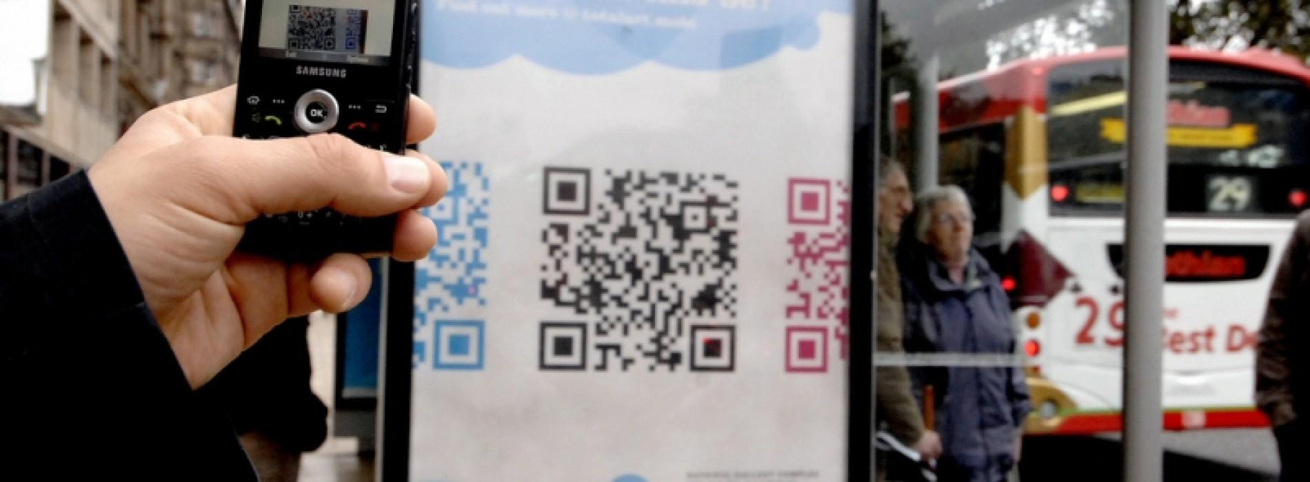 Kod QR – łącznik świata realnego z wirtualnym